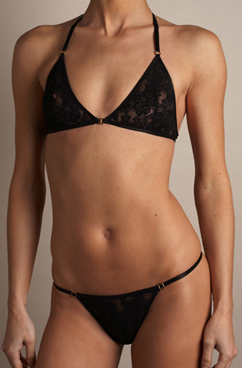 Carol Malony Lingerie - On the Fringe CM2071